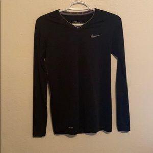 I'm selling a Nike pro dri-fit long sleeve.